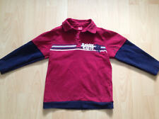 s.Oliver Poloshirt Gr. 116/122 Knights rot blau