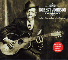 ROBERT JOHNSON THE COMPLETE COLLECTION (NEW SEALED 2CD)