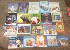 Lot 20 CHRISTMAS Stories Children's Picture Books Scholastic Winter Holiday Lot5