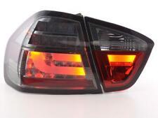 Coppia Fari Fanali Posteriori Tuning LED BMW serie 3 E90 Limo 05-08 nero