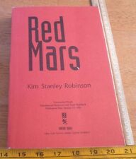 Red Mars Kim Stanley Robinson ARC Uncorrected Proof SIGNED book HTF SCARCE