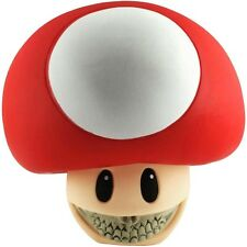 MINDstyle Collectormates Mushroom Grin by Ron English x Mario Maurer red