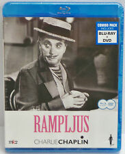 Charlie Chaplin Limelight Blu-ray Blu ray + DVD - NEW & SEALED