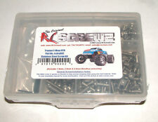 TRAXXAS E-MAXX RC SCREWZ SCREW SET STAINLESS STEEL TRA002