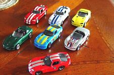 Viper Lot of 7 Hot Wheels Matchbox Johnny Lightning, Racing Champions