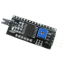 IIC/I2C/TWI/SPI 5V Serial Interface Board Module for Arduino 1602LCD Display