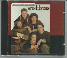 CD Album Music from the Motion Picture Soundtrack '' With Honors ''  Warner 1994