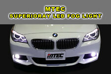 MTEC Superioray H11 / H8 CANBUS LED Fog Light BMW F10 528i 535i 535d 550i xDrive