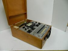 Precision Apparatus Corp Test Equipment CR-30