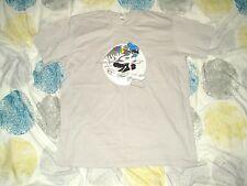 T Shirt Google Ski Skiing Grey XL Extra Large