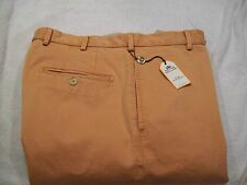 Peter Millar Raleigh Washed Twill Pima Cotton Khaki Pants NWT $125 33 x 36