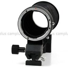 Canon EF Mount Macro Extension Bellows For 7D Mark II 5DIII 650D 750D 1200D 60D