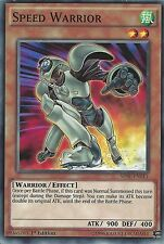 YU-GI-OH CARD: SPEED WARRIOR - SDSE-EN011 1ST EDITION