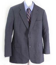 Brooks Brothers Makers Brooksease Gray 2 button Suit Jacket/Blazer Size 43L