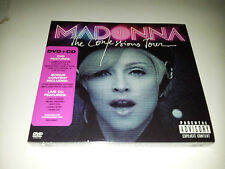 cd madonna the confession tour + dvd