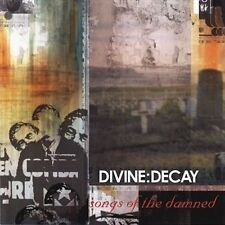 DIVINE DECAY - Songs Of The Damned (CD Osmose 2001) NEW