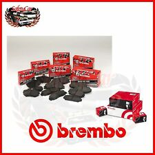 Kit Pastiglie Freno Post Brembo P85020 Peugeot 307 3A/C 08/00 -