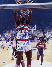 Elvin Hayes SIGNED 11x14 SI Cover Photo +Quote HOF 90 TOP 50 PSA/DNA AUTOGRAPHED