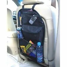 Multi Pockets Car Back Seat Organizer Hanging Holder Storage Bag - BLACK