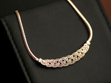 14k Real  Gold Filled Women Necklace  Perfect Look ..