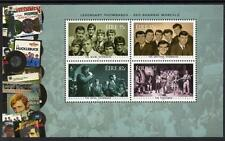 IRELAND MNH 2010 Legendary Showbands-Minisheet