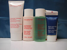 Special Offer Clarins 4 pieces Skin Care Gift Set   B