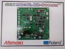 Mimaki JV3 160SP IO2 PCB 250 assy, Input/Output Board, Solvent Printer Parts