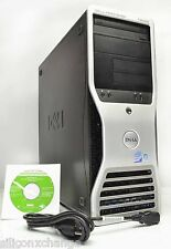 4GB RAM 32BIT DELL T3400 250GB PRECISION XP PRO WORKSTATION CORE 2 DUO 2.66GHZ