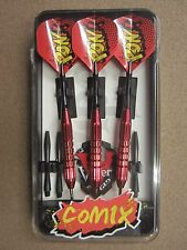 Viper Comix Darts Red 22g Steel Tip Darts 22-1503-22 22150322 w/ FREE Shipping