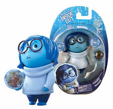 """Disney Pixar Inside Out Sadness with Memory Ball 4"""" Figure New in Package"""