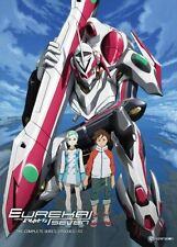 EUREKA SEVEN: THE COMPLETE SERIES - DVD - Region 1 - Sealed