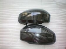 Carbon Fiber Tape-on Mirror Covers for 2003-2007 Infiniti G35 Coupe 2004 2005