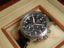 Breguet Transatlantique Type XXII Flyback 10 Hz 44mm Gmt Stainless 3880ST/H2/3XV