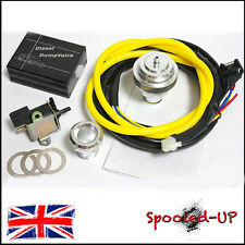 TURBO DIESEL DUMP VALVE BLOW OFF VALVE KIT VW GOLF POLO PASSAT BORA 1.9 2.0 TDI
