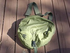 US military medic shoulder bag from 2006 green nylon