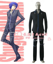 custom made Shugo Chara! Ikuto Tsukiyomi Cosplay Costume