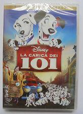 cofanetto+DVD LA CARICA DEI 101 I CLASSICI WALT DISNEY EDIZIONE SPECIALE NUOVO