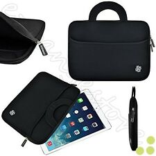 "Carrying Case Sleeve Bag for 10"" Portable DVD Player or 10 Inch Tablets"