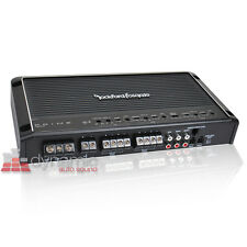 Rockford Fosgate R600X5 Car 5Ch. Class AB/D Prime Series Amplifier 600W Amp New