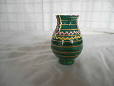 Elbee Italy small vase numbered 30/81  4""