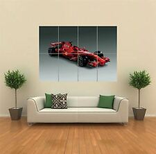 FERRARI F1 2008 FORMULA 1 NEW GIANT LARGE ART PRINT POSTER PICTURE WALL G767