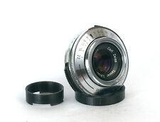 Carl Zeiss Tessar, 1:2,8/50mm, für M42 | Vintage lens
