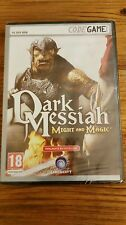 DARK MESSIAH MIGHT AND MAGIC PC CD-ROM ESPAÑOL SEALED NUEVO PRECINTADO