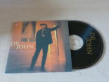 PAUL WELLER - DR JOHN  - I DON'T WANNA KNOW !!PROMO !!!CARDBOARD!! RARE CD