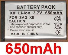 Batterie 650mAh type XX-8944 Pour SAGEM MYX-8