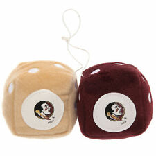 "Florida State Seminoles 3"" Plush Fuzzy Dice"