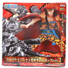 Banpresto One Piece Super Effect Super Nova Vol. 2 Figure - Eustass Captain Kid