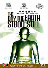 The Day the Earth Stood Still (1951) - Michael Rennie, Patricia Neal - DVD NEW