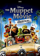 The Original Muppet Movie DVD Muppets Henson Rainbow Connection Road Trip Comedy
