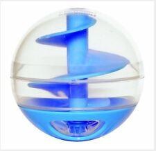 CatIt Cat Toy & Treat Dispenser Ball Toy - blue 51282